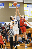 Gallery: Boys Basketball Wahkiakum @ Northwest Christian (Lacey)